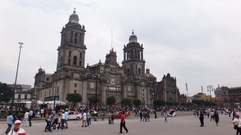 Zocalo Church