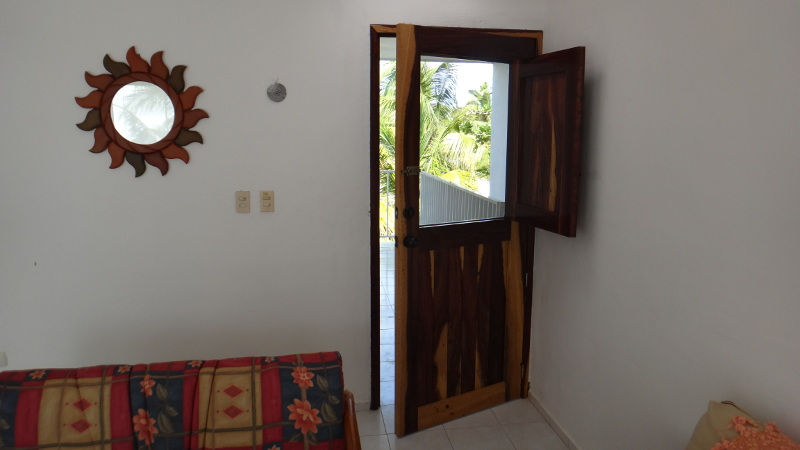 New Door installed from Inside
